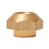 Picture of NUT | STEM | CRL | TOP, BRASS