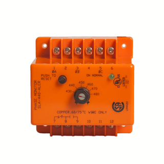 Picture of DIVERSIFIED ELECTRONICS PHASE MONITOR | 460V | WITH RESET | SLA440ALER