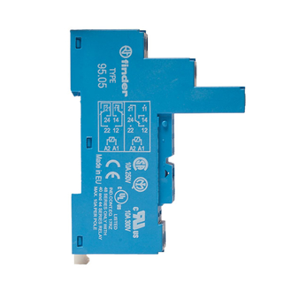Picture of FINDER RELAY BASE | SOCKET | 8 PIN | 250V | 95.85.3