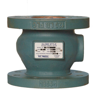 Picture of VALMATIC SILENT CHECK VALVE | GLOBE | 4"
