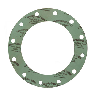 "Picture of GASKET | FLANGE | 10"" X  1/8"""