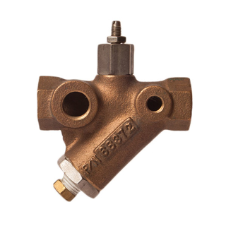 """Picture of CLAVAL WYE STRAINER 