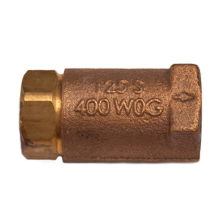 Picture of APOLLO BALL CONE CHECK VALVE | 3/8"
