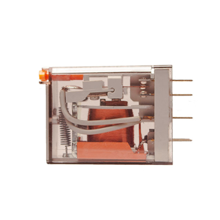 Picture of FINDER RELAY   14 PIN   4PDT   120VAC   55.34.8.120.0040
