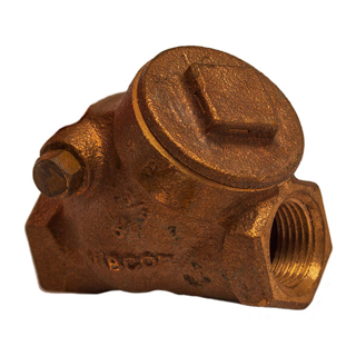 """Picture of SWING CHECK VALVE 