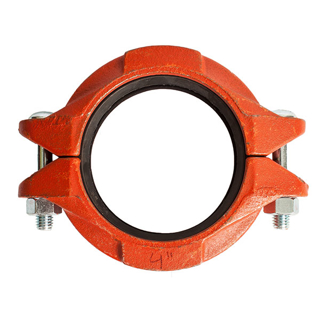 Picture of COOPLOK COUPLING   GROOVED   6''   WITH GASKET