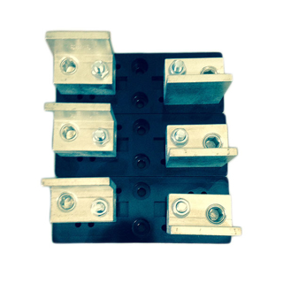 Picture of BUSSMAN FUSE BLOCK | CLASS T | 200 AMP | 3 POLE | T60200-1C