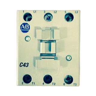 Picture of ALLEN BRADLEY CONTACTOR | 43 AMP | 100-C43D00