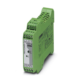 Picture of PHOENIX CONTACT POWER SUPPLY | 24VDC | 1AMP | 2938840