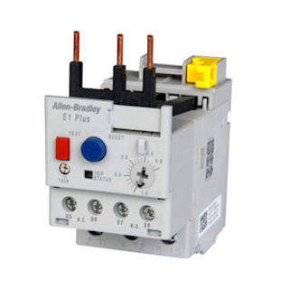Picture of ALLEN BRADLEY OVERLOAD RELAY | MANUAL RESET | 3-16 AMPS | 193-ED1DB