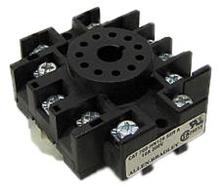 Picture of ALLEN BRADLEY TUBE BASE SOCKET | 11 PIN | 10 AMP | 300 VOLTS | 700HN126