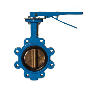 Picture of WATTS BUTTERFLY VALVE | LUG STYLE | LEVER OPERATED | 2""