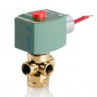 Picture of ASCO SOLENOID VALVE | 1/8'' | 3 WAY | NORMALLY OPEN | 8320G136