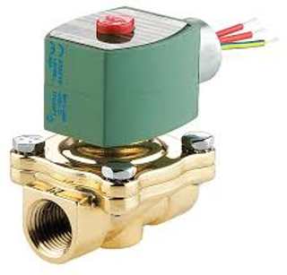 Picture of ASCO SOLENOID VALVE | 1/2'' | 2 WAY | NORMALLY CLOSED | 8210G094MO