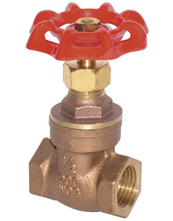 """Picture of GATE VALVE 