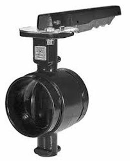 """Picture of COOPLOK BUTTERFLY VALVE 