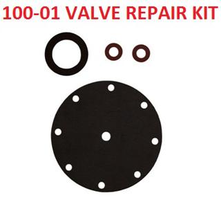 "Picture of CLAVAL | 100-01 VALVE REPAIR KIT | 150# | 4"" | 9169813E"