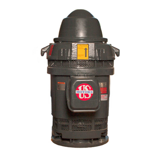 Picture of US ELECTRIC MOTOR | 20 HP | 1800 RPM | NRR