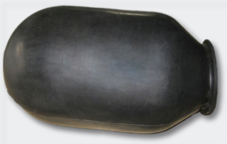 Picture of WESSELS REPLACEMENT BLADDER | 132 GALLON | FX500V | 0300500