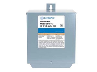 Picture of CENTRIPRO MAGNETIC CONTACTOR CONTROL BOX | 3 HP | CB30412MC
