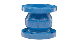 Picture of FLOMATIC CHECK VALVE | GLOBE STYLE | MODEL 402BT | 4"