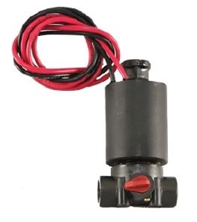 "Picture of BACCARA GEM SOL SOLENOID VALVE | G75 | 3WAY | 24VAC | NO | 1/8"" NPT 